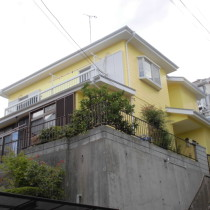 平塚市 T様外壁塗装工事