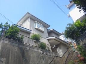 神奈川県平塚市在住 T様邸 外壁塗装工事