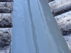 神奈川県平塚市在住 K様邸 屋根塗装工事