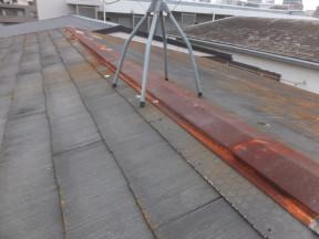 神奈川県秦野市在住 W様邸 屋根塗装工事