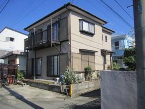 神奈川県茅ケ崎市 Y様邸 外壁塗装工事