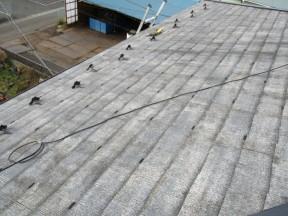 横浜市保土ヶ谷区のM様邸 木造一戸建て 屋根の塗装(塗料:シリコンルーフ)