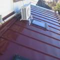 茅ヶ崎市松林のY様邸 木造一戸建て|屋根の塗装工事(塗料:スーパーシリコンルーフ)