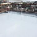 平塚市錦町のY様邸 RC造|屋上の防水工事(塗料:プルーフロン)