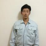平塚市豊田の某運送会社 運転手さんの休憩所|室内の内装塗装工事(塗料:コスモマイルドシリコンⅡ)