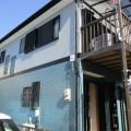 高座郡寒川町のN様邸 木造一戸建て|外壁の塗装工事(塗料:コスモマイルドシリコンⅡ)