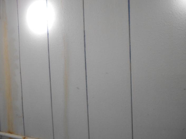 神奈川県小田原市の某自動車部品の加工工場|室内壁の補修塗装工事(塗料:セラMレタン)