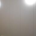 神奈川県小田原市の某自動車部品の加工工場 室内壁の補修塗装工事(塗料:セラMレタン)