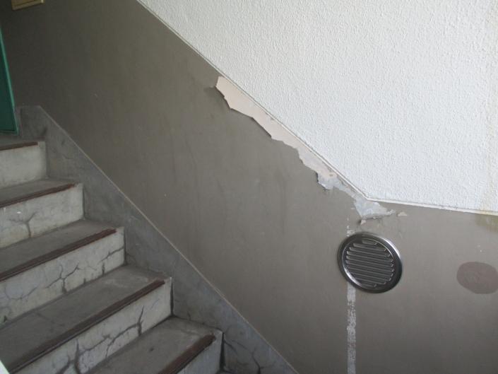 神奈川県高座郡寒川町の某社宅|外壁・付帯部の塗装工事