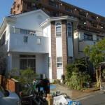 木造2階建ての外壁・屋根・付帯部の塗装工事|神奈川県平塚市四之宮のN様邸