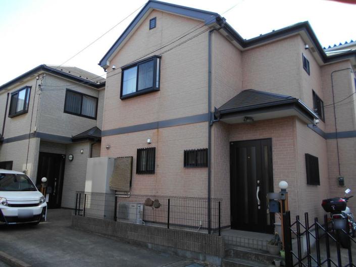 木造二階建ての外壁・屋根・付帯部の塗装工事|神奈川県秦野市のW様邸の外装リフォーム