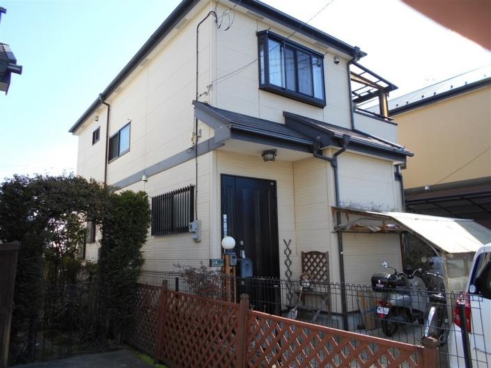 木造二階建ての外壁・屋根・付帯部の塗装工事|神奈川県平塚市のO様邸の外装リフォーム