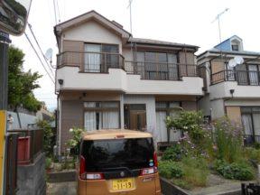 木造2階建ての外壁・屋根の塗装工事|神奈川県足柄上郡中井町のM様邸の外壁リフォーム