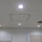 共用トイレ天井の塗装工事|神奈川県平塚市の某病院の内装リフォーム
