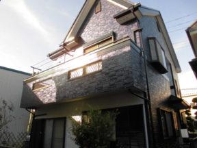 サイディング外壁・屋根・付帯部の塗装工事|茅ヶ崎市菱沼のA様邸にて外装リフォーム