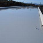 酷い汚れと劣化に伴う屋上の防水工事|平塚市の某老人ホームにて屋上防水