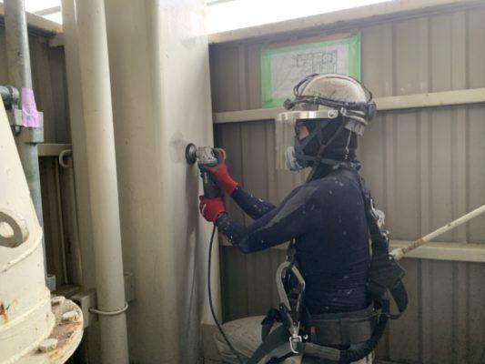 安全対策、防塵マスク・防塵ゴーグル