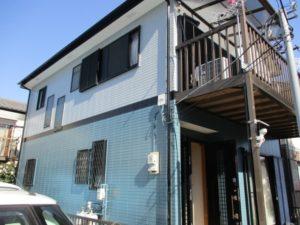 サイディング外壁・屋根・付帯部の塗装工事後
