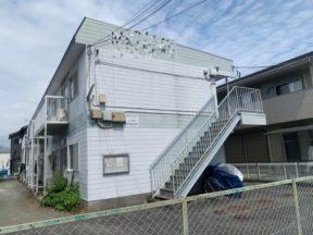 外壁・屋根・付帯部の塗装工事|小田原市のSアパートにて塗り替えリフォーム